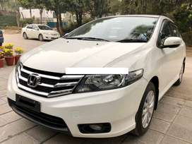 Honda City Aspire 2016 available in good condition