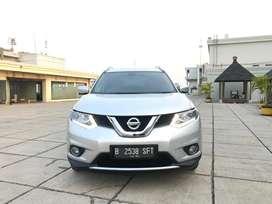 Nissan xtrail 2015 2.5 CVT matic keylees powerbackdoor pjk pnjg sthun