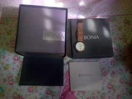 Di jual jam Bonia untuk wanita spesial limited edition bos lengkap