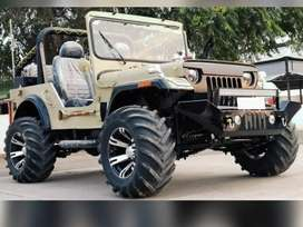 Open jeep willys