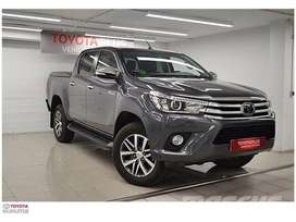 Toyota Hilux 2017 .. Get this Beast in just 20% down payment