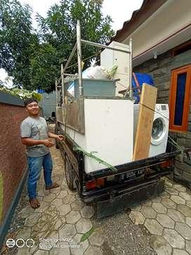 Jasa pindahan pick up dan jasa angkut barang area Cibitung