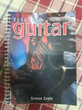 Electric guitar book - simon croft
