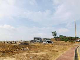 Golden Offer 500 sq yards residential plot available for sale in P-4