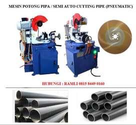 Mesin Potong Pipa Besi & Stenlis