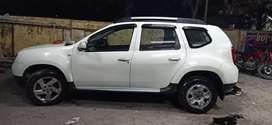 Good condition car white colour