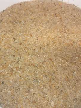 Pasir silika silica 10-20 hrg/ton utk sandblasting n filter