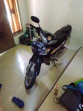 Tossa 125 cc tahun 2005 pajak hidup