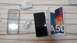 A 50 6GB Ram 64GB ROM front camera 25