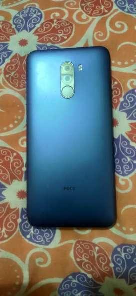 Mi Poco F1 (128GB ROM/6GB RAM) SDM845 HGH END POWERFUL PROCESSOR