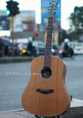 Gitar Akustik Tanem Besi original