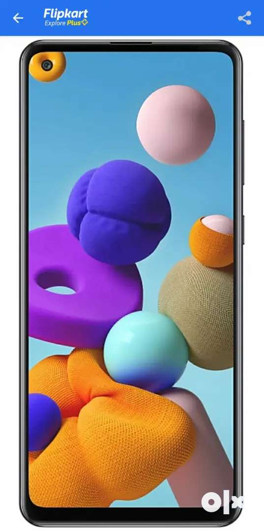 Samsung  mobile a21s 6/64