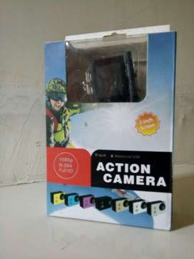 Sport Action camera wifi on