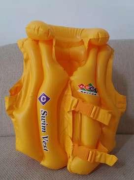 Rompi pelampung anak Swim Vest
