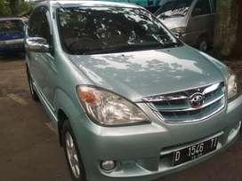 Toyota avanza thn 2009 type G