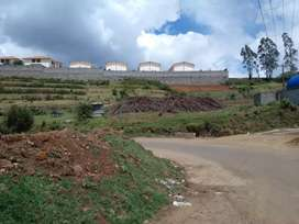 34 cent plot  for sale at Ooty (NEGOTIABLE)