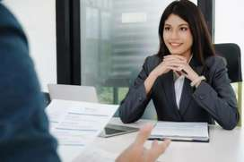 ONLY FEMALE HR Executive/OFFICE ASSISTANT