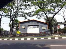 Gudang Jalan Raya Ngaliyan Dekat dengan Kawasan Industri Candi