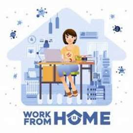 Work from home only for girls