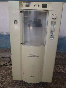 Oxygen concentrator/perfuser