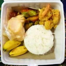 Catering nasi kotak untuk acara