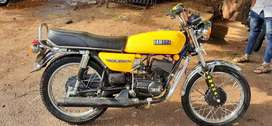 Yamaha 135 no rr with all papers