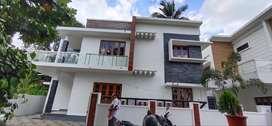 Gracefull Ollukkara, 1500SqFt 3BHK Villa – Thrissur