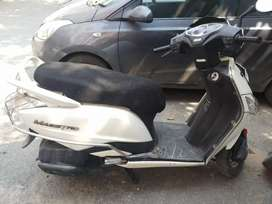 Good condition very less used scooty