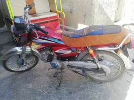 Power Bike 2016 Model