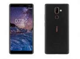 Nokia 7 plus in new condition.