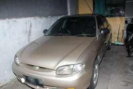 Dijual Sedan Hyundai Accent GLS