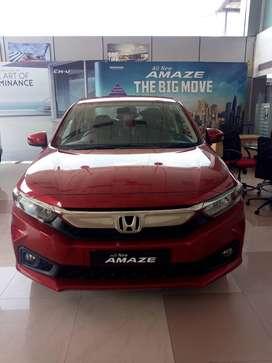 Honda Amaze, 2019, Petrol