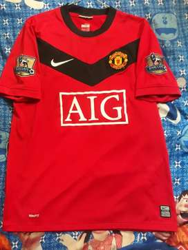 Jersey Manchester United Original 2009-2010