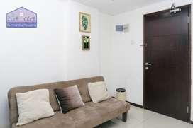 Disewakan murah apartemen gateway pasteur harian mingguan bulanan