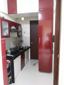 1bhk available in unnathi woods aanand nagar