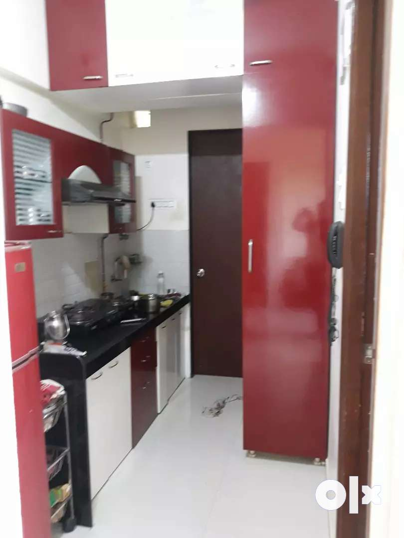 1bhk available in unnathi woods aanand nagar 0