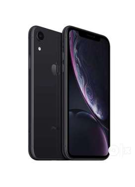 Brand new Apple Iphone XR 128 GB with 1 year apple care insur. 12000/-