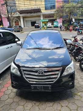 ISTIMEWA! Kijang Innova Diesel 2015 AT Mulus Terawat Pribadi