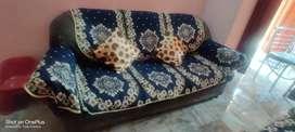 Sofa set only 3500..need little bit repair