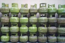 Refil gas 3 kg murah
