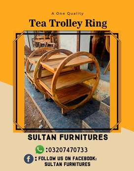 Tea Trolley Ring