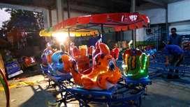 Odong odong coaster kereta mini RAA