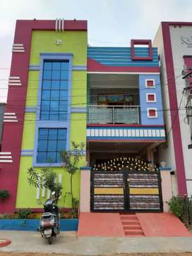 Ready to move in Independent house with pent house @ Alwal