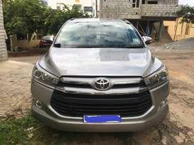 Toyota Innova Crysta 2016 Diesel 26000 Km Driven
