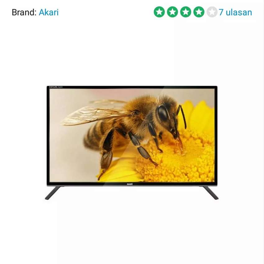 TV LED AKARI 32 INCH DIGITAL TV TYPE:LE-32V99T2 MURAH CUMA 1,55JUTA 0