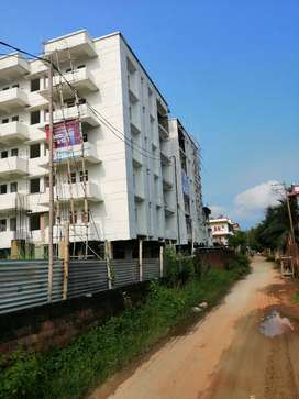 Six Mile VIP Road 3bhk brand new ready to move flat