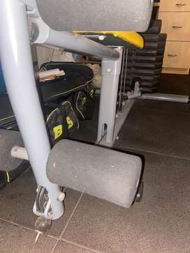 Aerofit home gym equipment