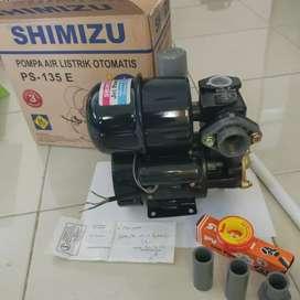 Pompa Air SHIMIZU PS-135 E Otomatis