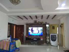 (F303) sale 4BHK Flat 2300sft NW old bowenpally RR ngr 90 lacs