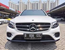 Mercy GLC 200 AMG 2019 KM 1rb ANTIK